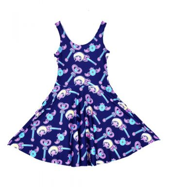 Luna Girls Skater Dress